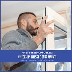 Check-up infissi e serramenti