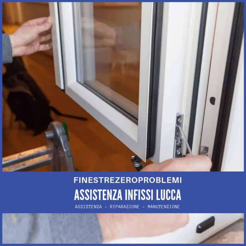 Assistenza Infissi Lucca